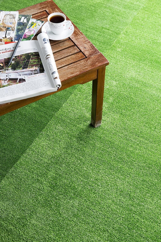Çim Halı Yeşil 7 mm