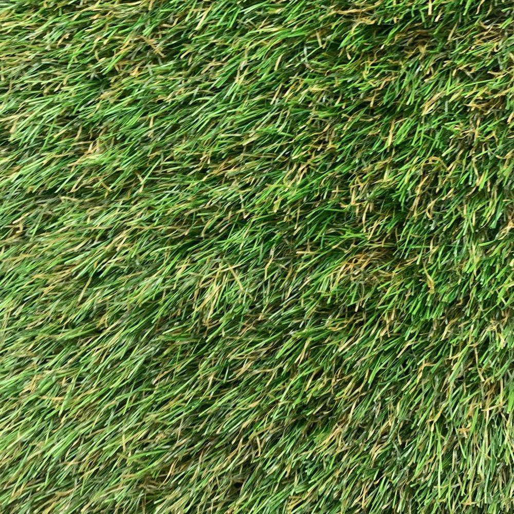 Çim Halı 30mm Otlu Yeşil -4m